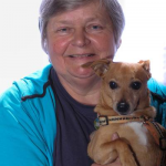 Marianne Selke, Sprecherin der LAG Umwelt und Gina