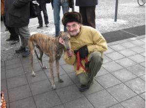 Günter Mönius aus Nürnberg mit Lara