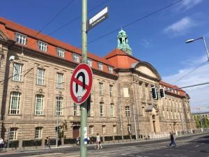 Das Wirtschaftsministerium in Berlin (Foto: Privat)