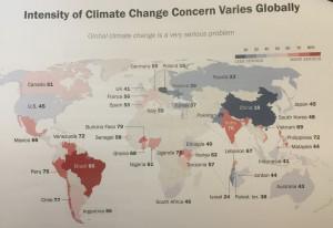 Grafik Klimabewusstsein