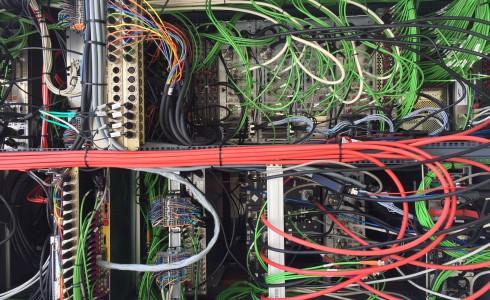 Mit oder ohne Kabelsalat - Atomkraft bleibt ein Sicherheitsrisiko (Foto: Privat)