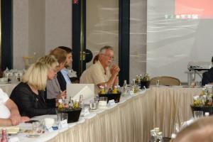 Winfried Böhmer vom Aktionsbündnis Klare Spree (Foto: DIE LINKE)