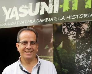 Alberto Acosta, Wirtschaftswissenschaftler und früherer ecuadorianischer Energieminister (Foto: Privat)