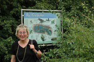 Die Seelöcher sind Naturschutzgebiet und könnten durch die neue Trasse gefährdet werden (Bild: Privat)