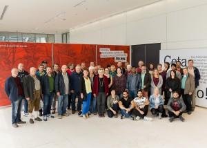 Gruppenbild mit Damen (Foto: Bundesregierung / Arge GF-BT GbR)