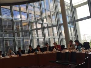Delegation aus China informiert zum ETS ab 2017 (Foto: Privat)