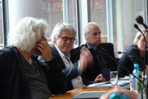 Hartmut Gassner spricht über die Kommission zur Finanzierung des Kernenergieausstiegs (Foto: privat)