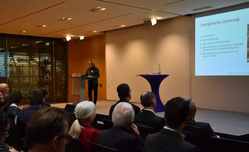 Diskussion beim Forum Zukunftsenergien (Foto: privat)