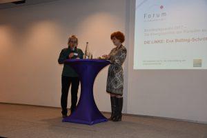 Fragen an Eva-Bulling-Schröter von Annette Nietfeld (Foto: privat)