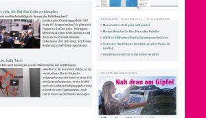 """Eva und Öko-Themen im ND-Blog: Immer wieder """"meistgelesen"""" (Bild: ND/Screenshot)"""