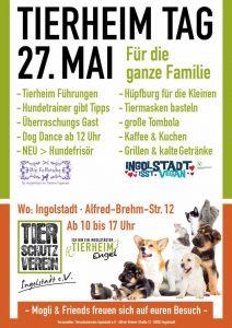 Tierheimtag Ingolstadt @ Tierschutzverein | Ingolstadt | Bayern | Deutschland