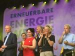 Applaus für Rede von Fraktionsvize Dietmar Bartsch (Foto: Privat)