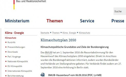 Der neue Hausentwurf des KSP 2050 auf der BMUB-Webseite (Foto: Screenshot/BMUB)