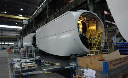 Aus dem Maschinenraum der Energiewende (Foto: privat)